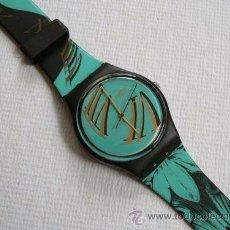 Relojes - Swatch: RELOJ SWATCH SALVADOR DALI FIGUERAS, COLECCION 1989, NUEVO, SIN ESTRENAR. Lote 52127896
