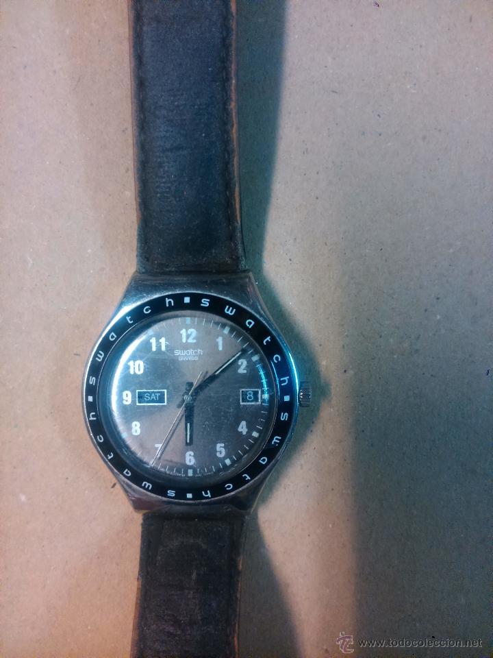 1d3ed164593a 4 fotos RELOJ DE PULSERA SWATCH IRONY (Relojes - Relojes Actuales - Swatch)  ...