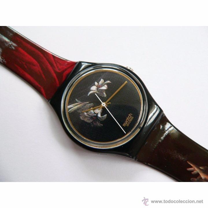 PRECIOSO RELOJ SWATCH MEDICI COLECCION 1989, NUEVO (Relojes - Relojes Actuales - Swatch)