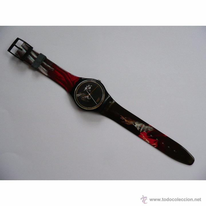 Relojes - Swatch: PRECIOSO RELOJ SWATCH MEDICI COLECCION 1989, NUEVO - Foto 2 - 54883495
