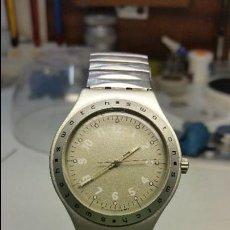 Relojes - Swatch: RELOJ DE CABALLERO MARCA SWATCH CAMINANDO CORRECTAMENTE PARA SU USO. Lote 56272898