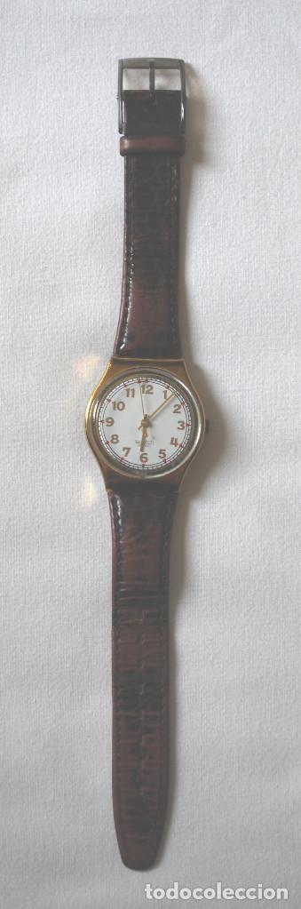 Relojes - Swatch: Lote de 2 relojes Swatch vintage de señora para colección (ver fotos adicionales) - Foto 2 - 67203049