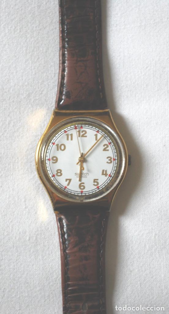 Relojes - Swatch: Lote de 2 relojes Swatch vintage de señora para colección (ver fotos adicionales) - Foto 3 - 67203049