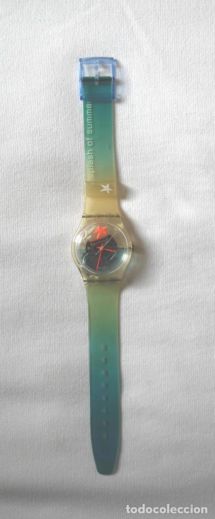 Relojes - Swatch: Lote de 2 relojes Swatch vintage de señora para colección (ver fotos adicionales) - Foto 5 - 67203049