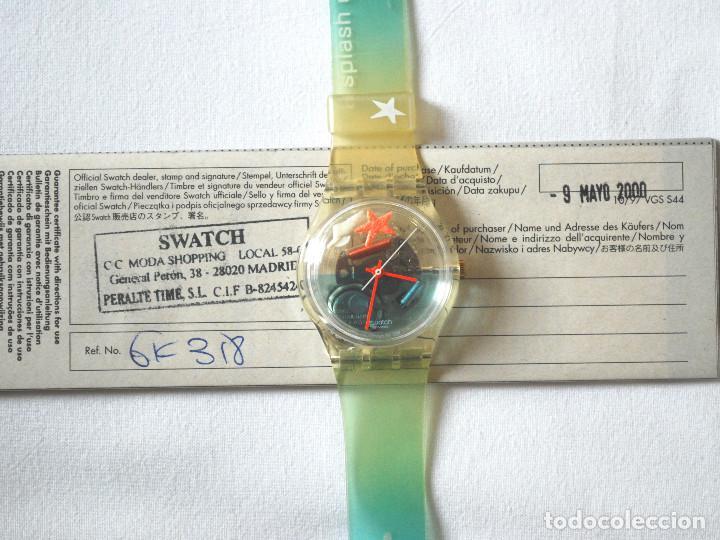Relojes - Swatch: Lote de 2 relojes Swatch vintage de señora para colección (ver fotos adicionales) - Foto 6 - 67203049