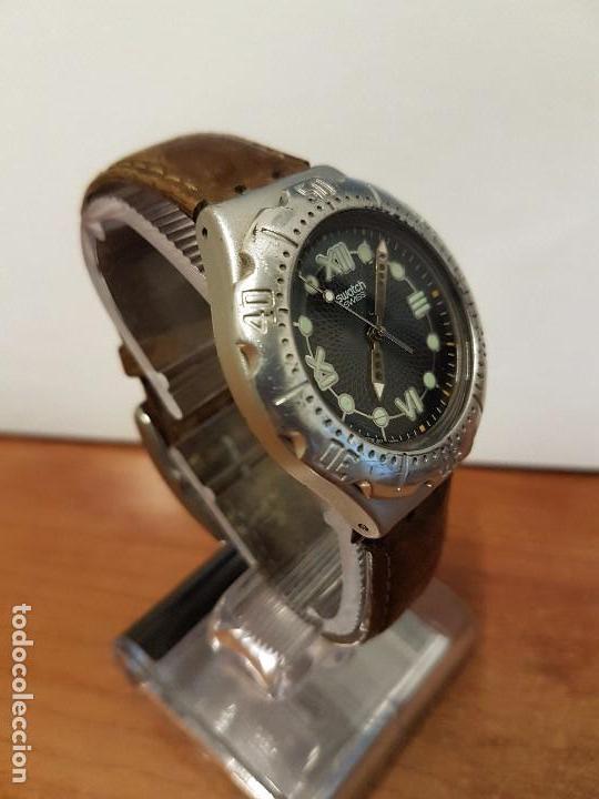 Venta Reloj CaballerovintageSwatch Cuarzo C De Vendido En wOiuTkXPZ