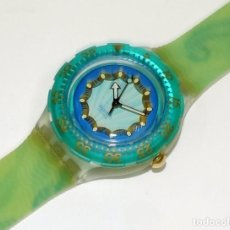 Relojes - Swatch: SWATCH SCUBA SDK-119 SEA HORSE AÑO 1.993. Lote 74932015