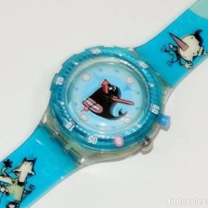 Relojes - Swatch: SWATCH SCUBA SDK-915 WODEN NOSE AÑO 1.999. Lote 74932283