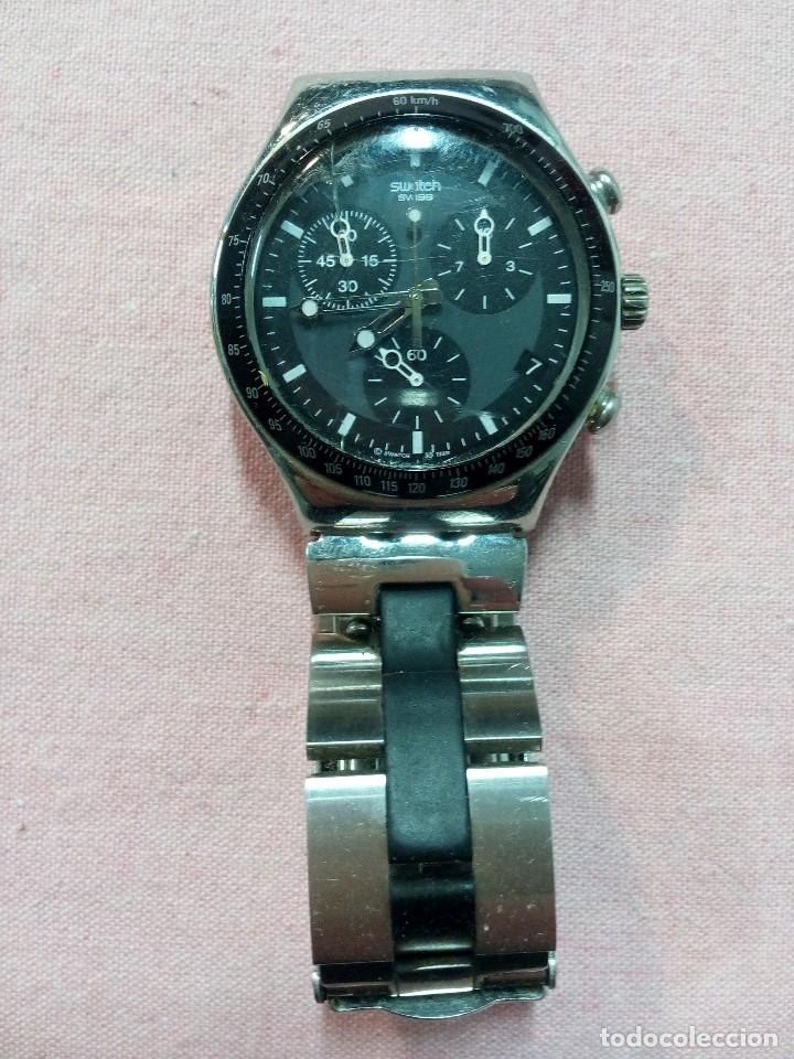 RELOJ MARCA SWATCH IRONY (Relojes - Relojes Actuales - Swatch)