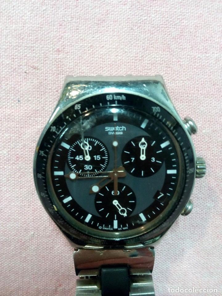 Relojes - Swatch: RELOJ MARCA SWATCH IRONY - Foto 2 - 75944799