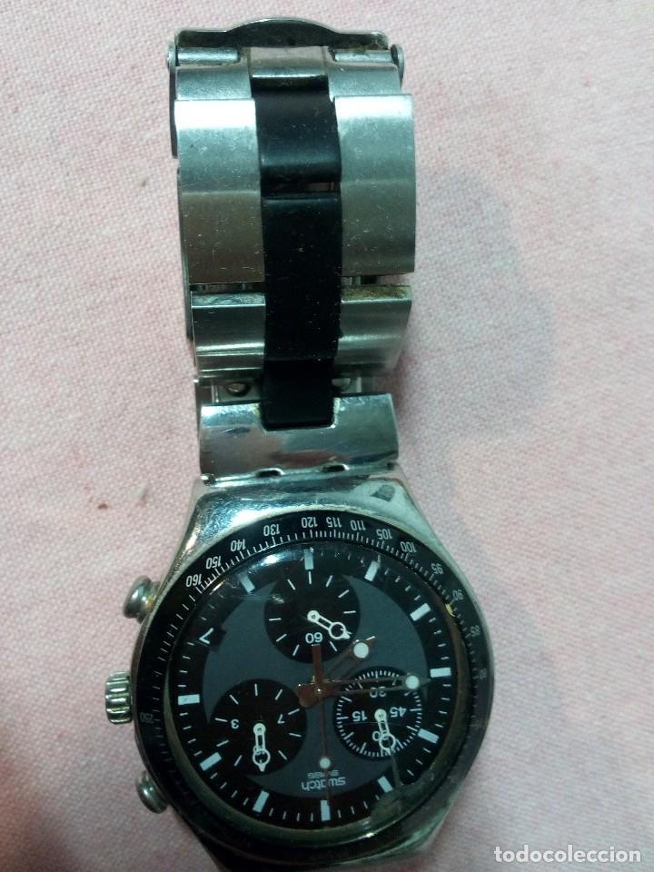 Relojes - Swatch: RELOJ MARCA SWATCH IRONY - Foto 3 - 75944799