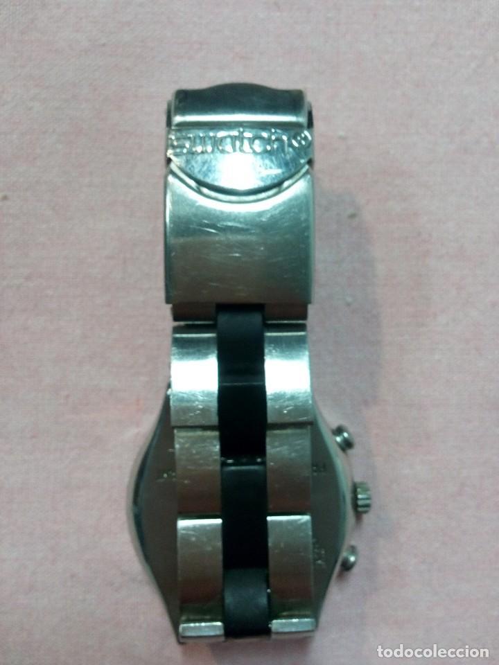 Relojes - Swatch: RELOJ MARCA SWATCH IRONY - Foto 4 - 75944799