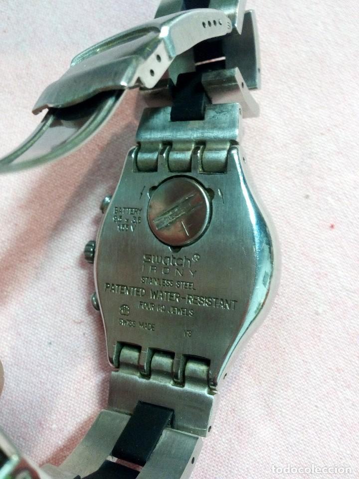 Relojes - Swatch: RELOJ MARCA SWATCH IRONY - Foto 5 - 75944799