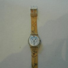 Relojes - Swatch: RELOJ SWATCH MARINERO FRANCES AMORE DISEÑO LINDSAY KEMP 1990. Lote 76077139