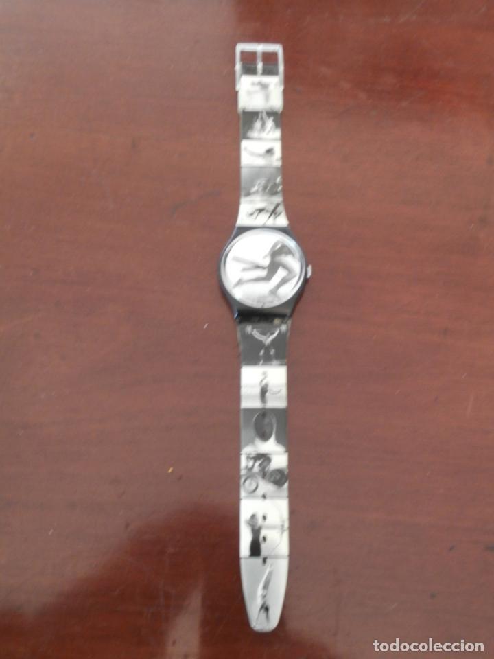 RELOJ SWATCH ANNA LEIBOVITZ (Relojes - Relojes Actuales - Swatch)