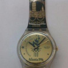 Relojes - Swatch: RELOJ SWATCH OLIMPIADAS ATLANTA 1996. Lote 78834613