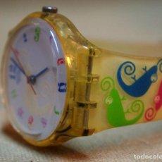 Relojes - Swatch: VINTAGE RELOJ SWATCH, FUNCIONA, 717. Lote 84787808