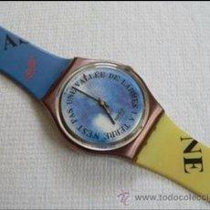 Relojes - Swatch: RELOJ SWATCH SALVADOR DALI, COLECCION 1989, NUEVO, SIN ESTRENAR. Lote 52127246