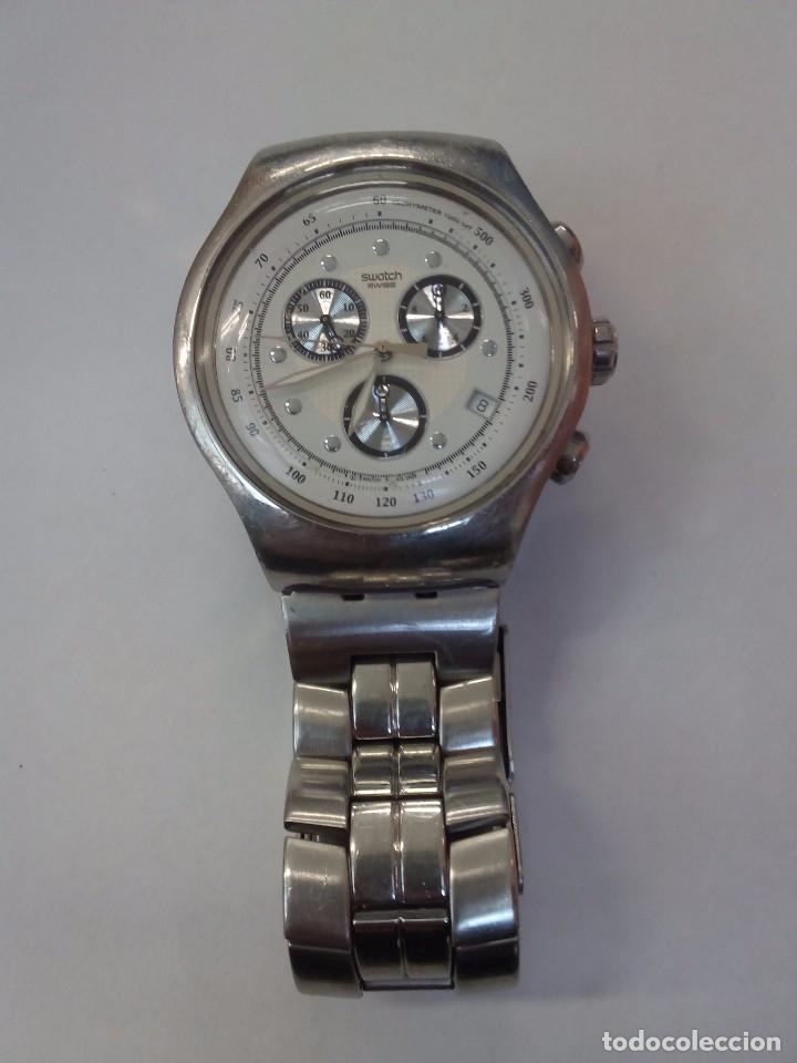 RELOJ SWATCH TAMAÑO GIGANTE (Relojes - Relojes Actuales - Swatch)