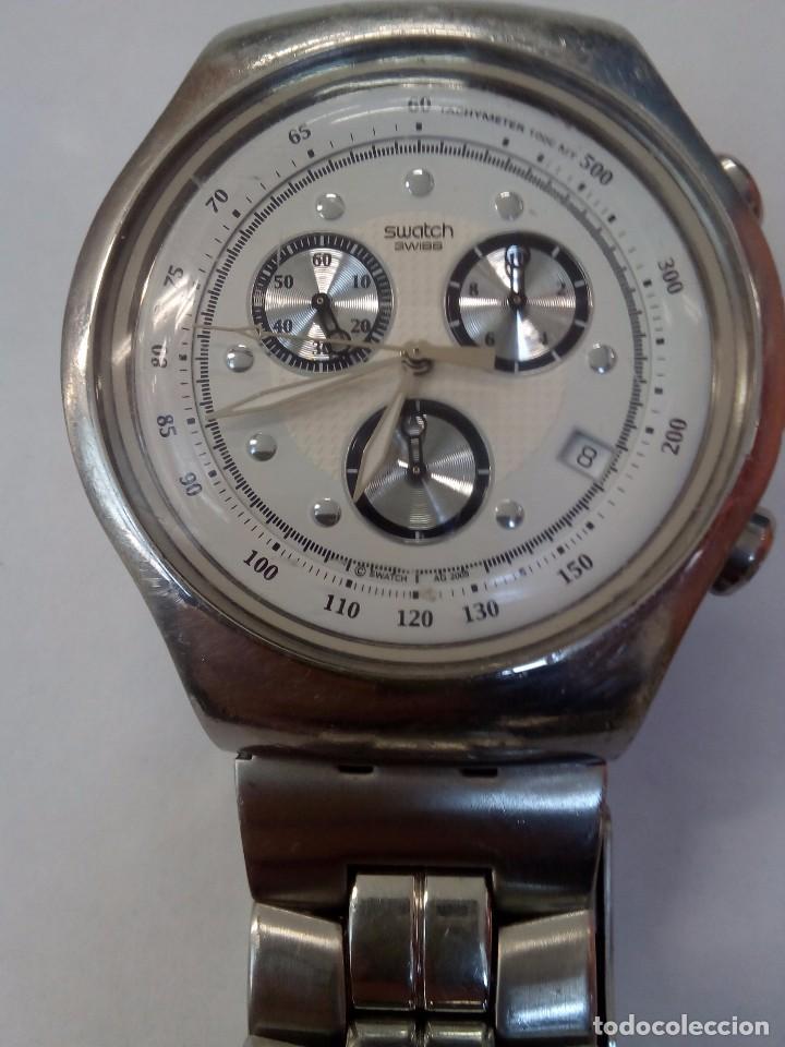Relojes - Swatch: Reloj Swatch tamaño gigante - Foto 2 - 86036528