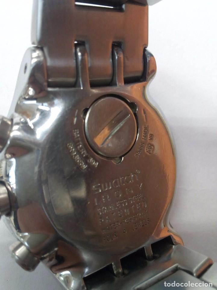 Relojes - Swatch: Reloj Swatch tamaño gigante - Foto 6 - 86036528