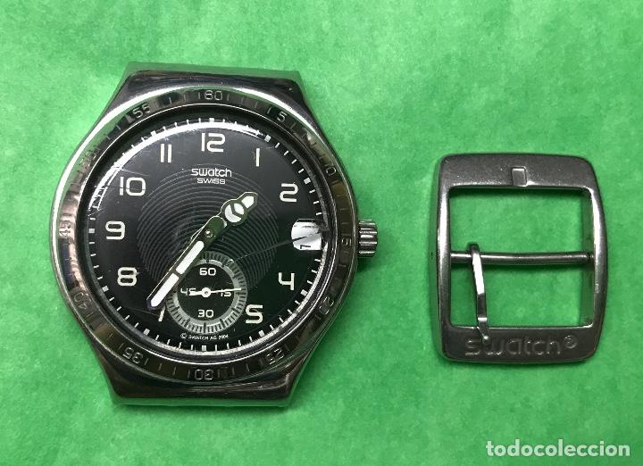RELOJ SWATCH IRONY - ACERO (Relojes - Relojes Actuales - Swatch)