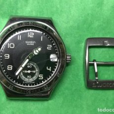 Relojes - Swatch: RELOJ SWATCH IRONY - ACERO. Lote 127227062