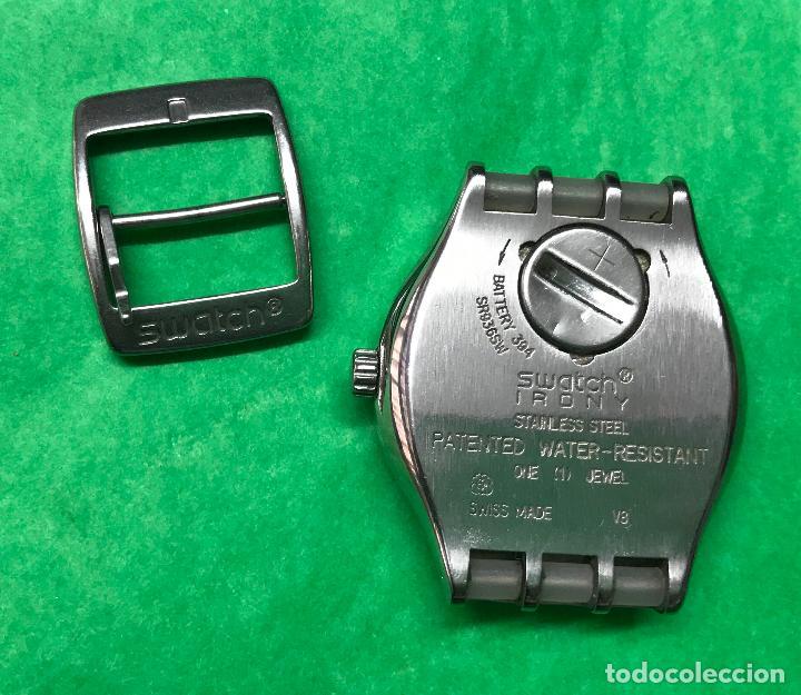 Relojes - Swatch: Reloj Swatch Irony - Acero - Foto 3 - 127227062