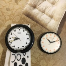 Relojes - Swatch: DOS RELOJES SWATCH. Lote 92515978