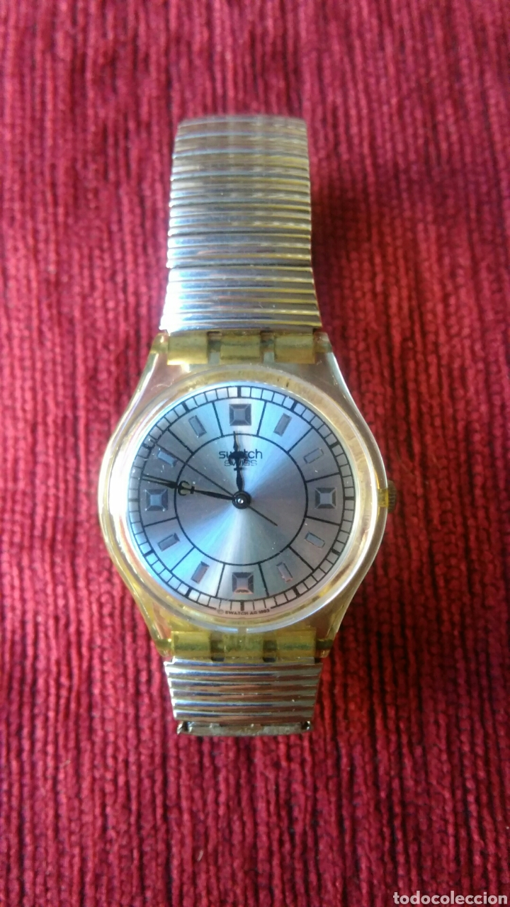 RELOJ SWATCH SWISS COLECCION (Relojes - Relojes Actuales - Swatch)