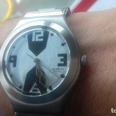 Relojes - Swatch: RELOJ SWATCH VINTAGE COLLECTION(2001) SWISS MADE YGS-115H IRON ARROW WATCH IRONY UHR NUEVO!!!!. Lote 95604547