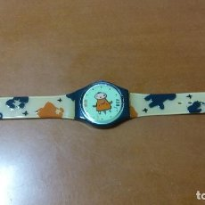 Relojes - Swatch: RELOJ SWATCH SWISS COW BOY - FUNCIONA PERFECTAMENTE. Lote 95610607