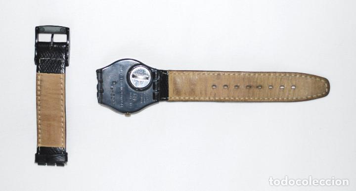 Relojes - Swatch: Lote de 2 relojes Swatch vintage de caballero para colección (ver fotos adicionales) - Foto 5 - 97521555