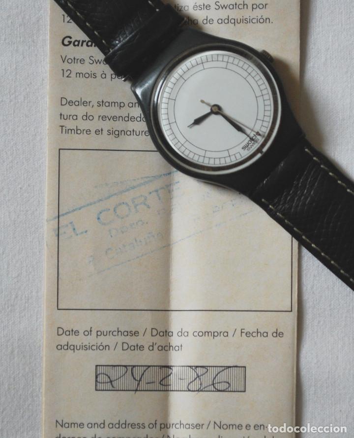 Relojes - Swatch: Lote de 2 relojes Swatch vintage de caballero para colección (ver fotos adicionales) - Foto 7 - 97521555