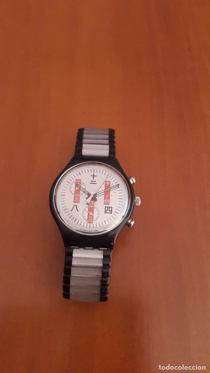 SWATCH CRONÓGRAFO (Relojes - Relojes Actuales - Swatch)