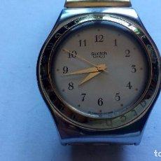 Relojes - Swatch: RELOJ DE SEÑORA SWATCH 1996, NO FUNCIONA, CORREA EXTENSIBLE. Lote 99891299