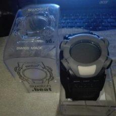Relojes - Swatch: RELOJ SWACTH .BEAT PRIMER MODELO DE 1999. EN CAJA CON INSTRUCCIONES. Lote 104652834