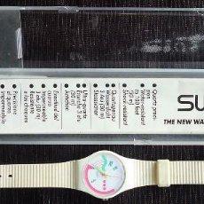 Relojes - Swatch: RELOJ SWATCH DE COLECCIÓN. FRUTTI. FABRICADO EN SUIZA POR SWATCH. AÑO: 1990.. Lote 104704119