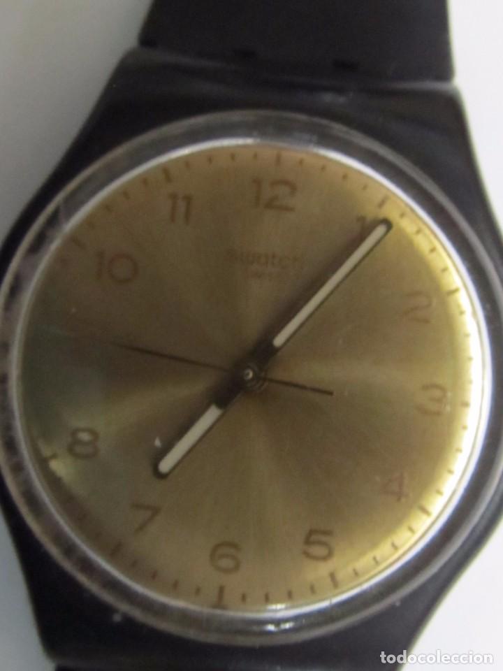 Relojes - Swatch: RELOJ SWATCH DE CUARZO - Foto 2 - 104803051