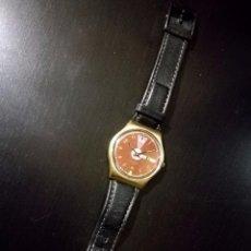 Relojes - Swatch: BONITO RELOJ SWATCH CON DÍA DEL MES AÑOS 90. Lote 105224499