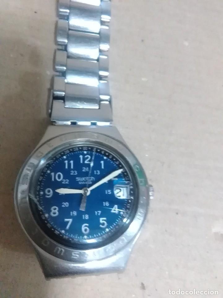Relojes - Swatch: Reloj swatch irony swiss - Foto 2 - 107176879