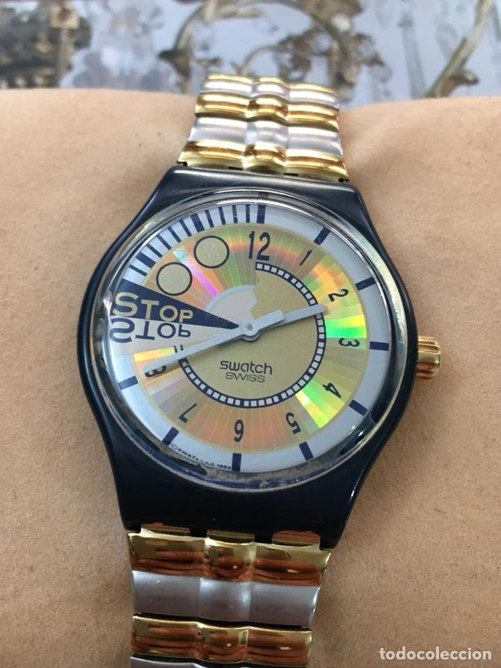 4a1938dafd07 Reloj swatch colección - Vendido en Subasta - 108826388