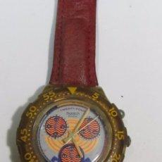 Relojes - Swatch: RELOJ SWATCH DE CUARZO - EN SU ESTUCHE. Lote 113492647