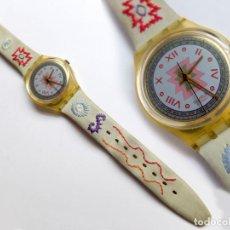Relojes - Swatch: RELOJ SWATCH, SIN PILA, PERO FUNCIONA BIEN. Lote 113514643