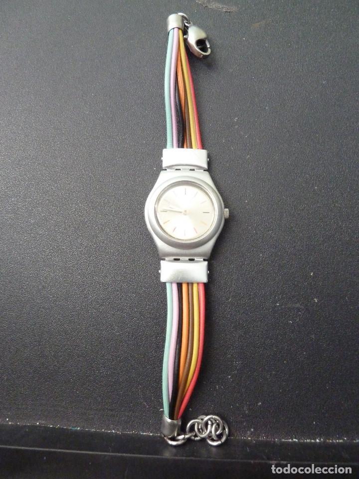 RELOJ DE PULSERA SWATCH IRONY ALUMINIUM PATENTED (Relojes - Relojes Actuales - Swatch)