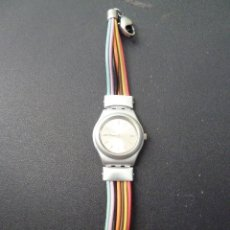 Relojes - Swatch: RELOJ DE PULSERA SWATCH IRONY ALUMINIUM PATENTED. Lote 114385271