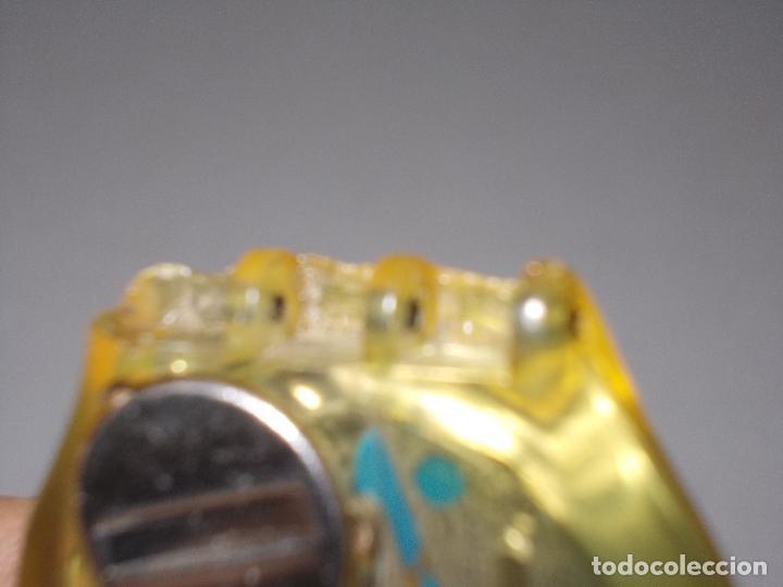 Relojes - Swatch: Reloj Swatch musical Swiss made, sin probar, para piezas. Tiene rotos los soportes de la correa - Foto 7 - 114525071