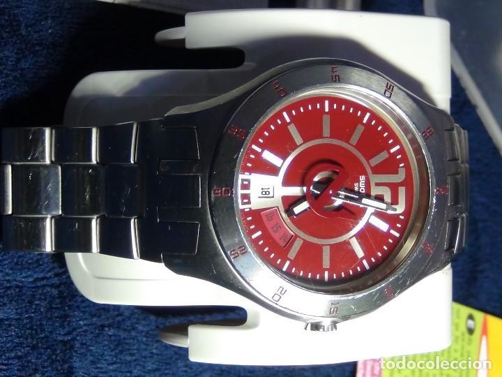 Relojes - Swatch: Reloj SWATCH IN A BURGUNDY MODE YTS405G - Con caja e instrucciones - Foto 20 - 115389547