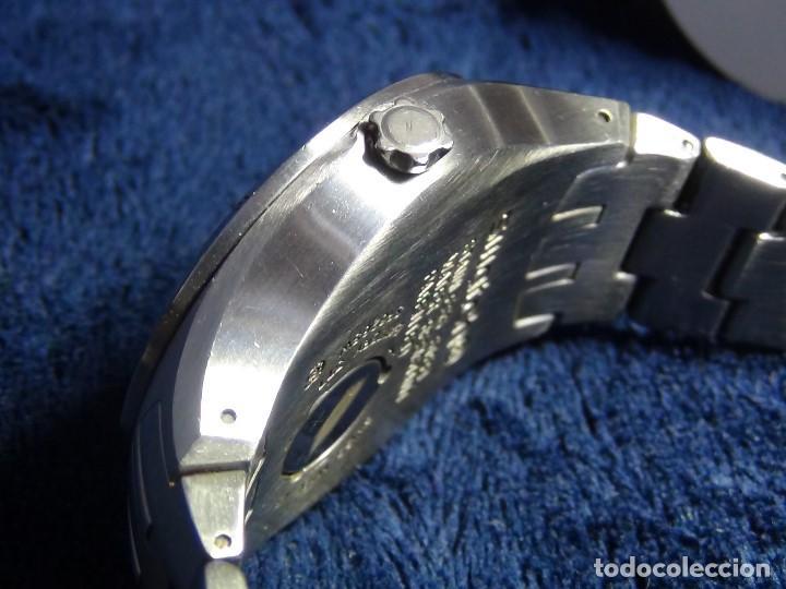 Relojes - Swatch: Reloj SWATCH IN A BURGUNDY MODE YTS405G - Con caja e instrucciones - Foto 25 - 115389547
