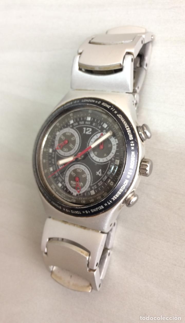 Relojes - Swatch: RELOJ SWATCH - IRONY ALUMINIUM CHRONO - Foto 2 - 116451743